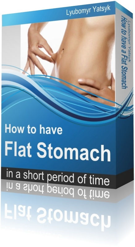 Product picture Flat Belly Secrets: Get a flat stomach in a short period